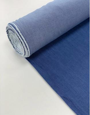 Рубашечный Деним 001 Темно Голубой